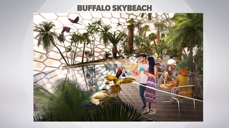 Buffalo Skybeach