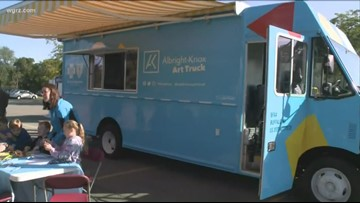 Albright-Knox Art Gallery Launches Art Truck