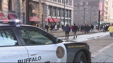 Bomb threats received at multiple buildings in WNY