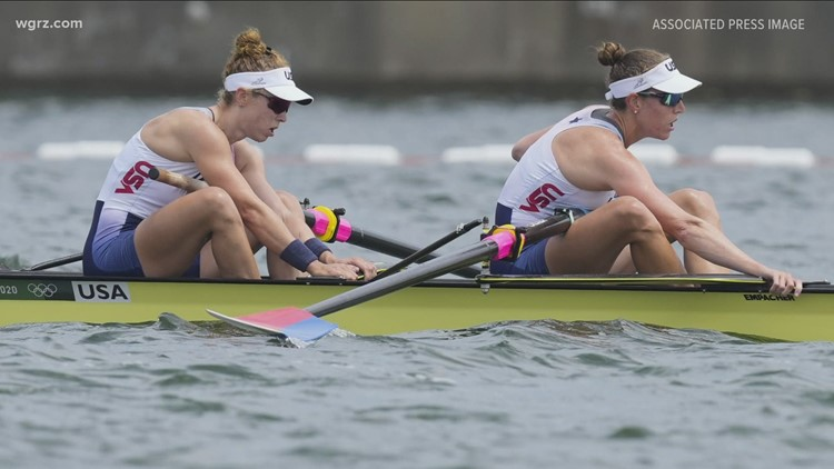 UB professor & researcher helps Team USA rowers to Tokyo