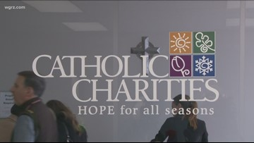 Catholic Charities Open Service Center