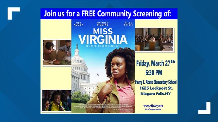 Community Screening- Miss Virginia
