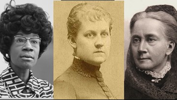 WNY women who made their mark on history