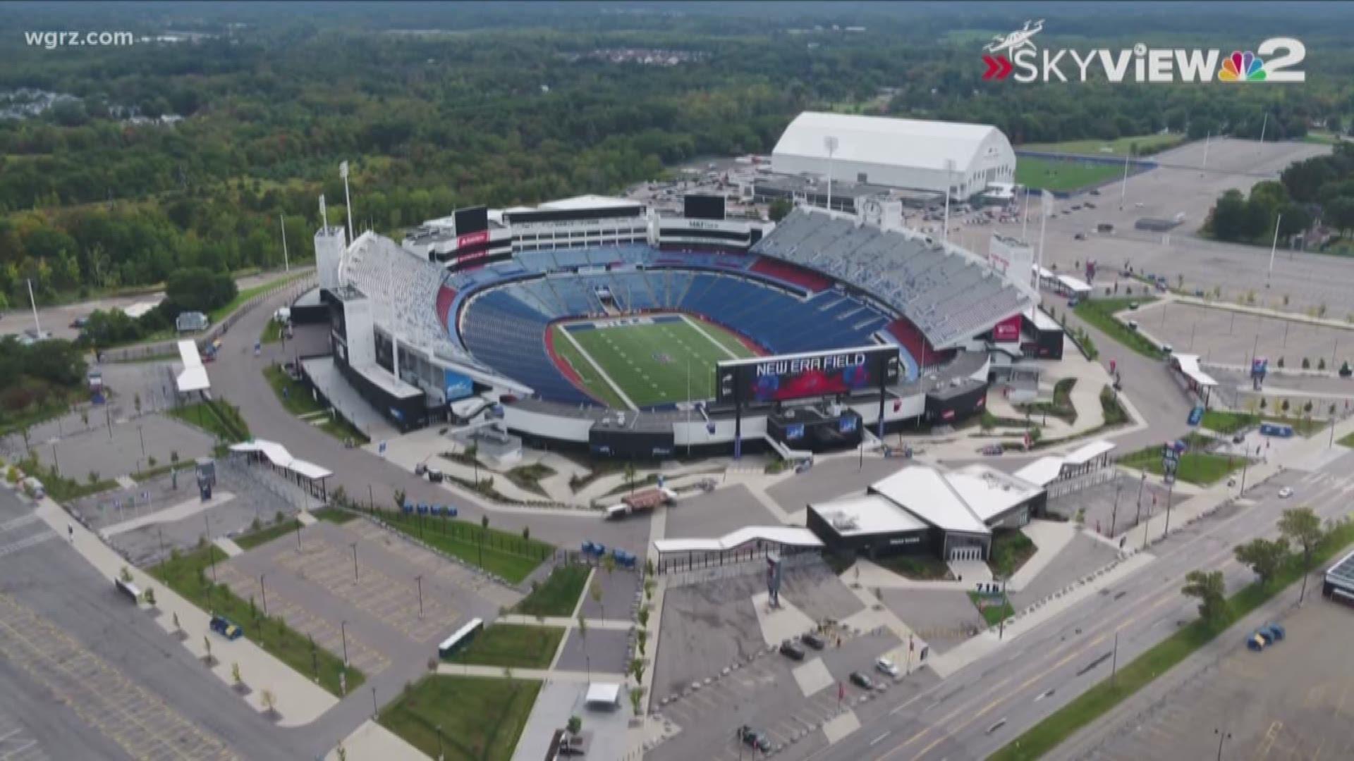 Buffalo Bills Seek Input About Potential New Stadium Wgrz Com