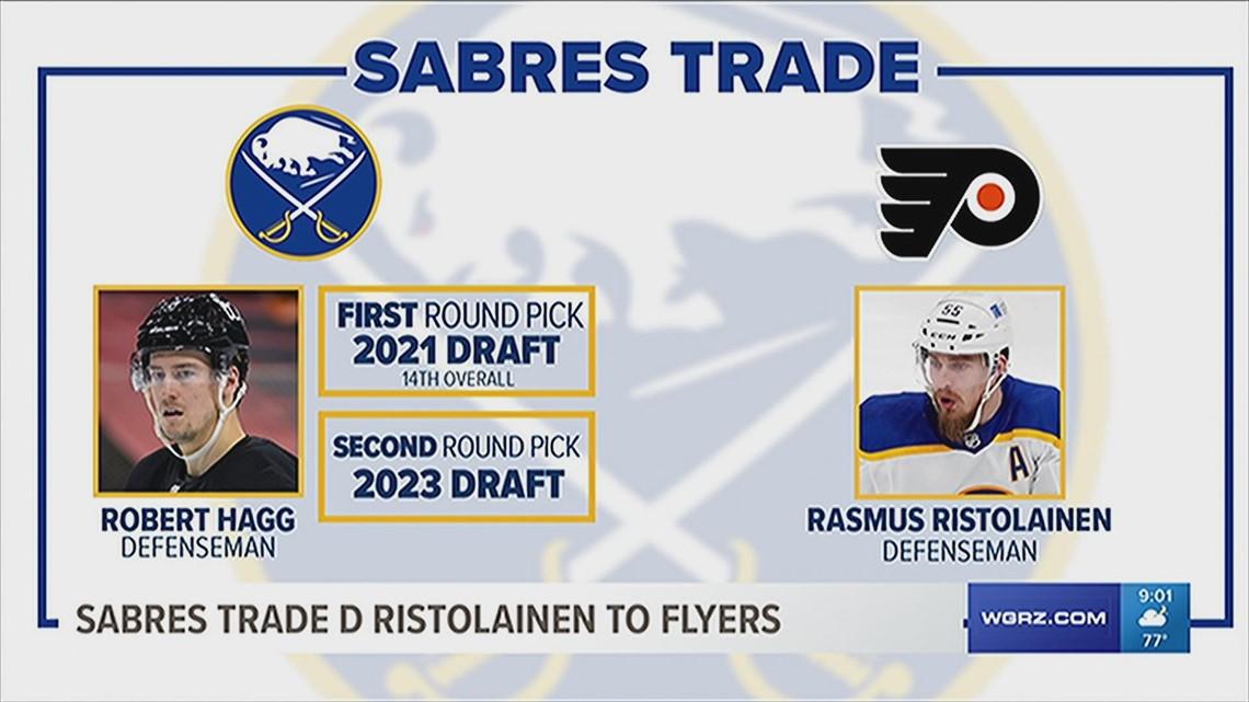 Sabres trade Rasmus Ristolainen for defenseman, picks