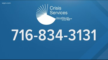 Crisis Services hotline gets state fundings