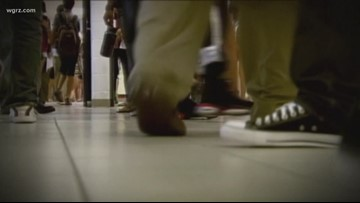 Buffalo Tops The List Of School Children In Poverty