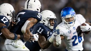 Buffalo starts strong, fades late during loss at Penn State
