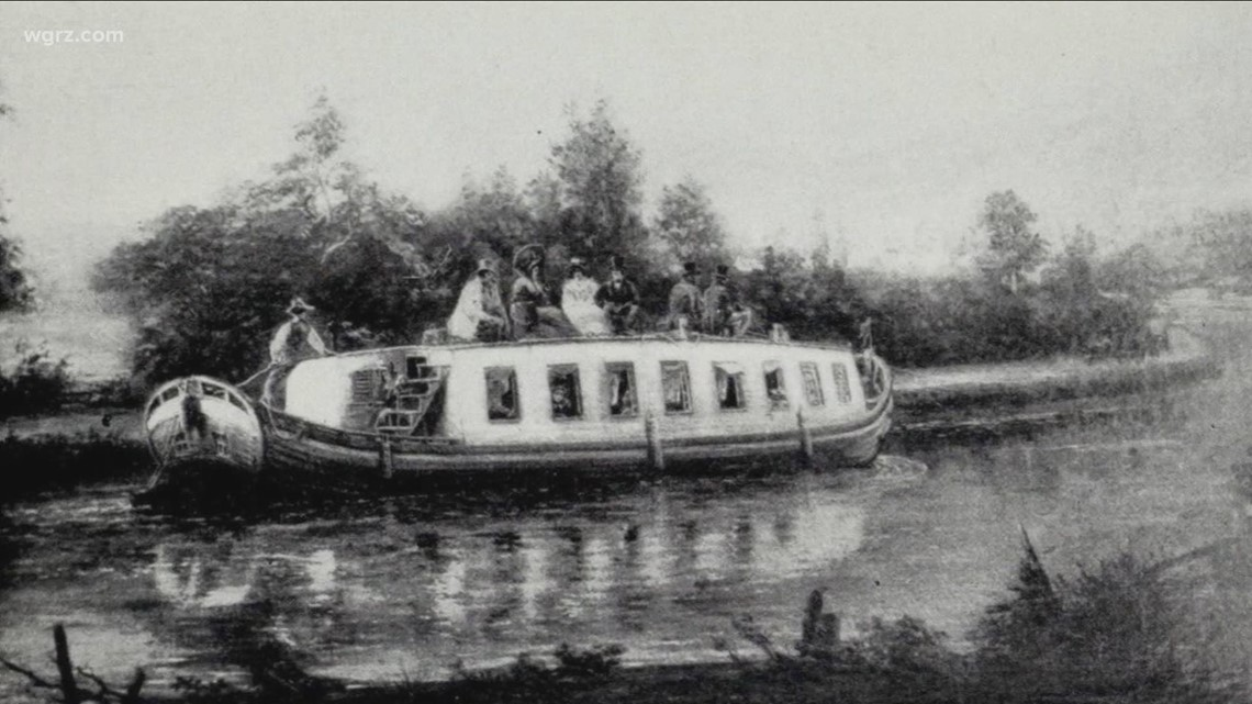 Unknown Stories: Erie Canal inspires Morse Code