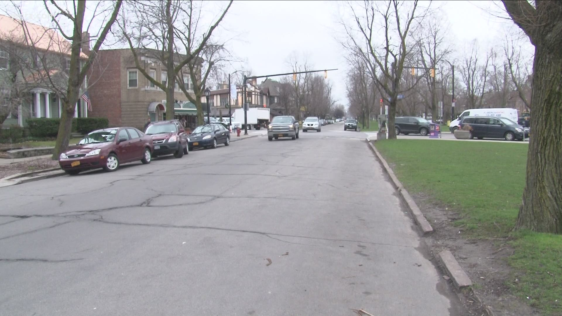 City Of Buffalo Unveils New Tool To Help Residents Navigate Parking During Snow Events Wgrz Com