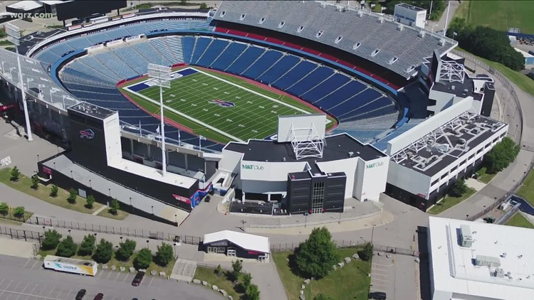 Owners of the Buffalo Bills have reportedly started talking about new stadium