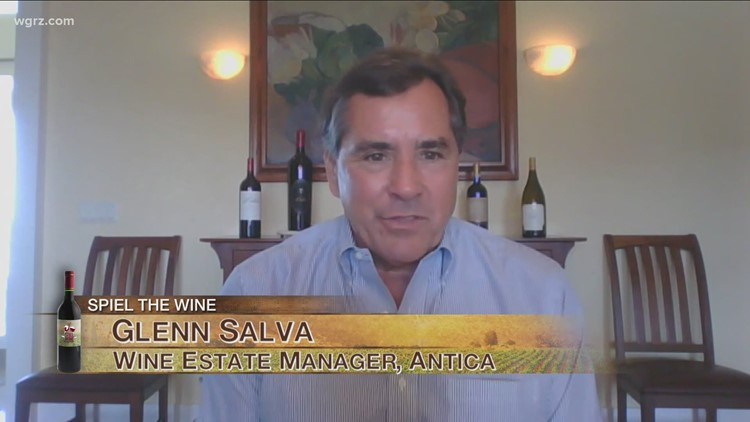 Kevin is joined by Glen Salva to try the Antica Mountain Select Cabernet Sauvignon