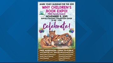 WNY Children's Book Expo 2019