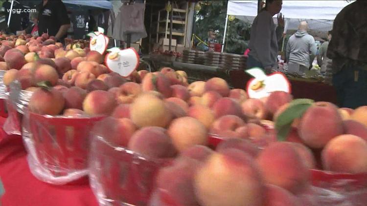 Lewiston Peach Festival returning September 9 through 12, for 63rd year