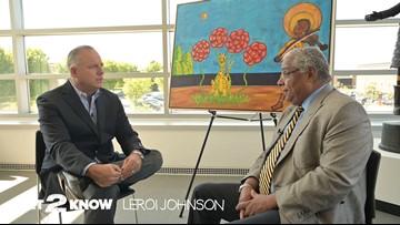 Get 2 Know LeRoi Johnson