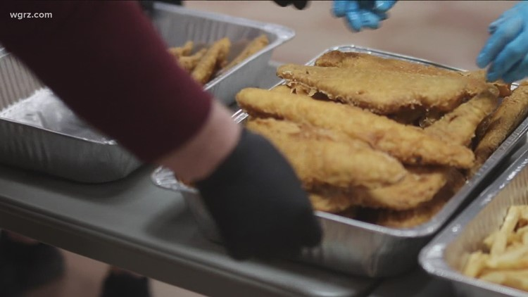 Fish Fry Season Kicks Off In WNY