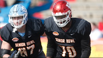 TAKE 2: Putting the Senior Bowl in perspective