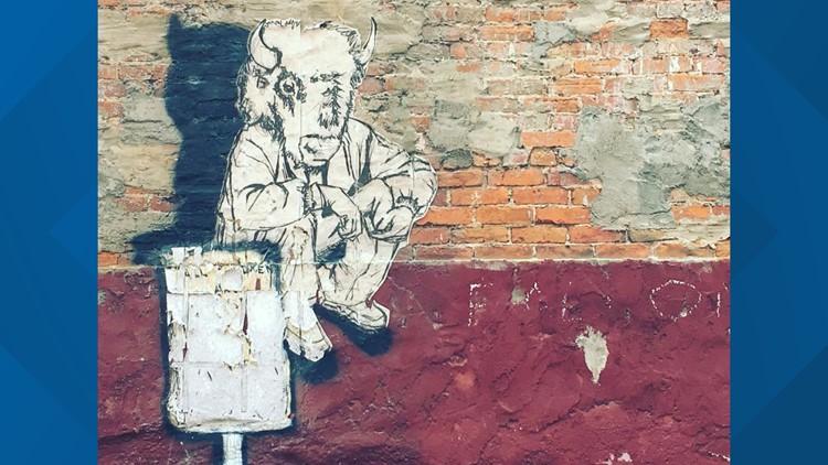 Picasso in Buffalo
