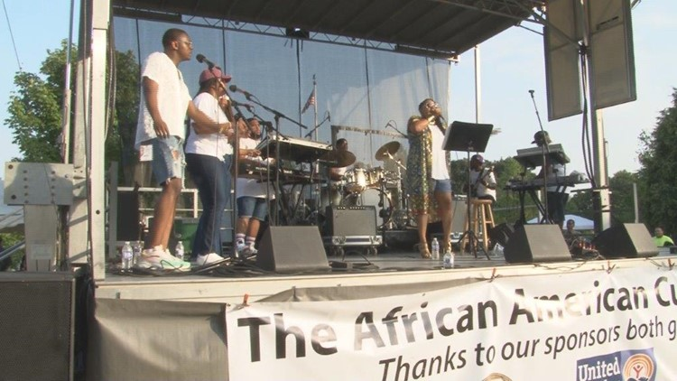 People flock to 32nd annual Pine Grill Jazz Reunion in Buffalo