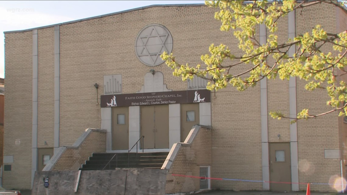 Former synagogue in Buffalo to become a department store