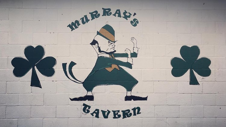 Murray's Tavern leprechaun