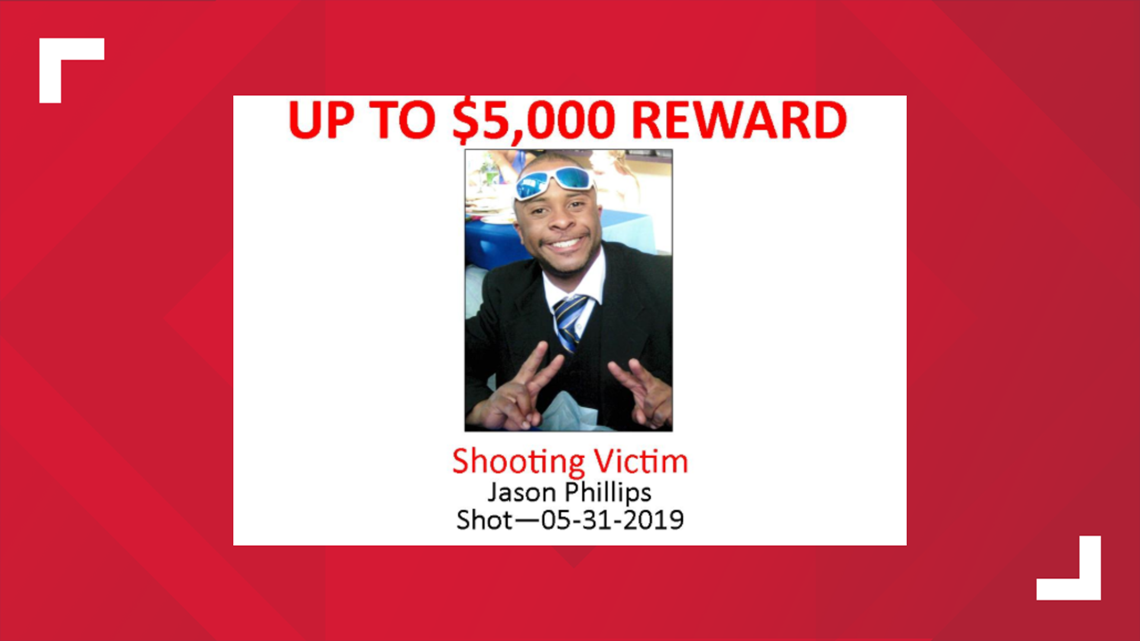 Crime Stoppers offer $5,000 for information about shooting