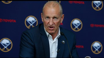 Sabres open the season in Pittsburgh