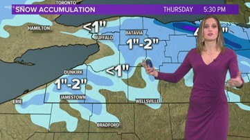 Storm Team 2 Heather Waldman Has Your Early Evening Forecast For February 18, 2020