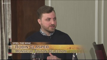 Robin Clasper joins Kevin for this week's Wine of the Week