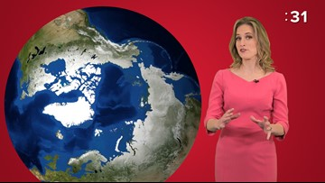 """Climate Minute """"Round 3"""": winter is warming around the world"""