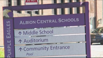 Albion Central School District works to improve student safety
