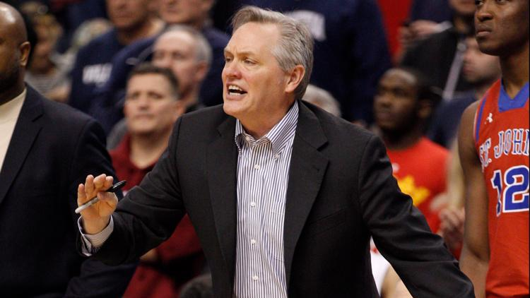 UB Hires Jim Whitesell as Men's Basketball Coach