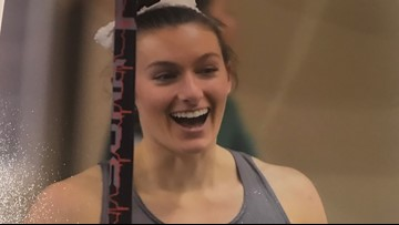 Raising the bar: Orchard Park senior tops nation in pole vault