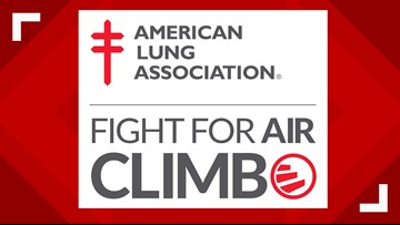 February 15 - Fight For Air Climb