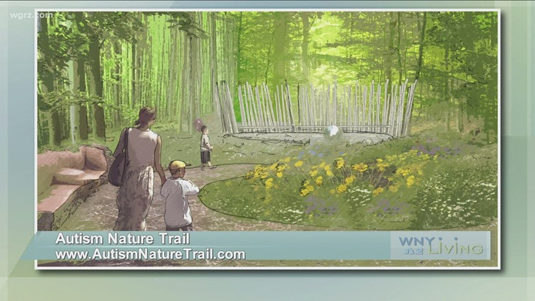 April 24 - Autism Nature Trail