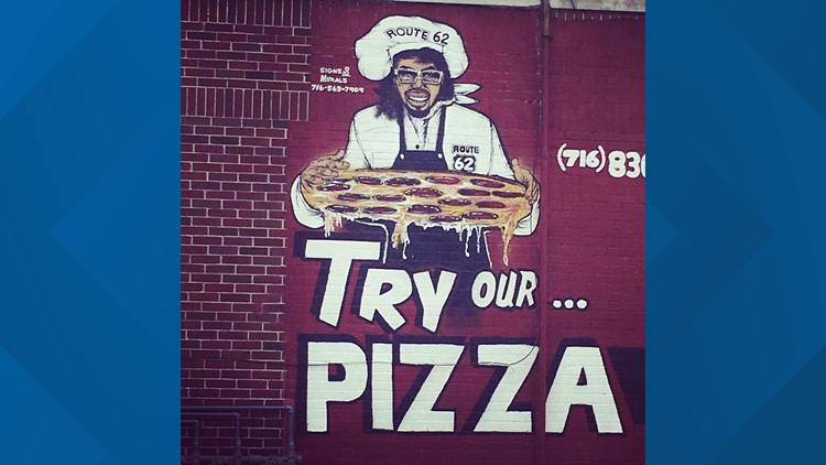 Try Our Pizza