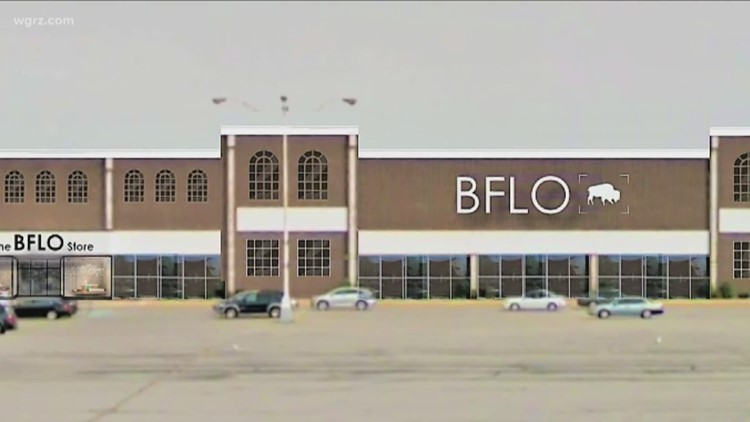 Buffalo-themed store opens new location in former Sears in Eastern Hills Mall