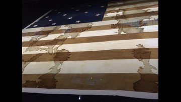 Unknown Stories of WNY: Historic flag links National Anthem to Western New York