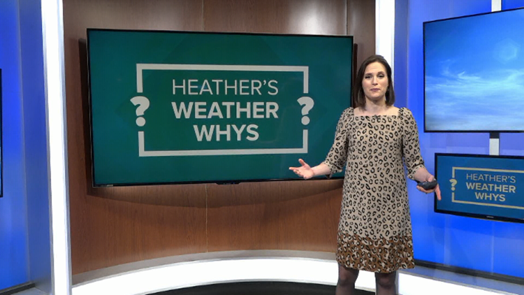 Heather's Weather Whys: March's mild stretch