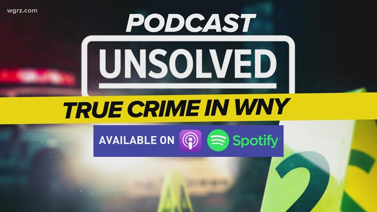 2 On Your Side launches 'Unsolved: True Crime in Western New York' podcast
