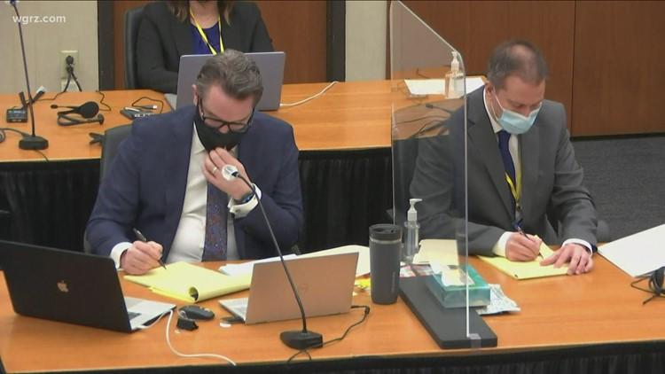 Monday Town Hall: Derek Chauvin's trial