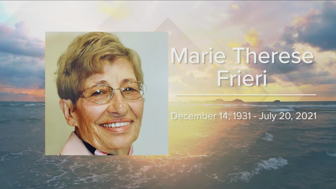 Life Well Lived: Marie Therese Frieri