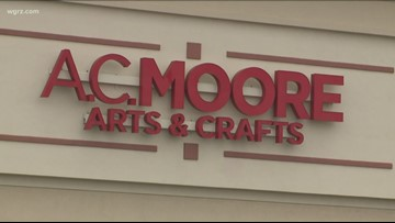 McKinley Mall A.C. Moore To Close