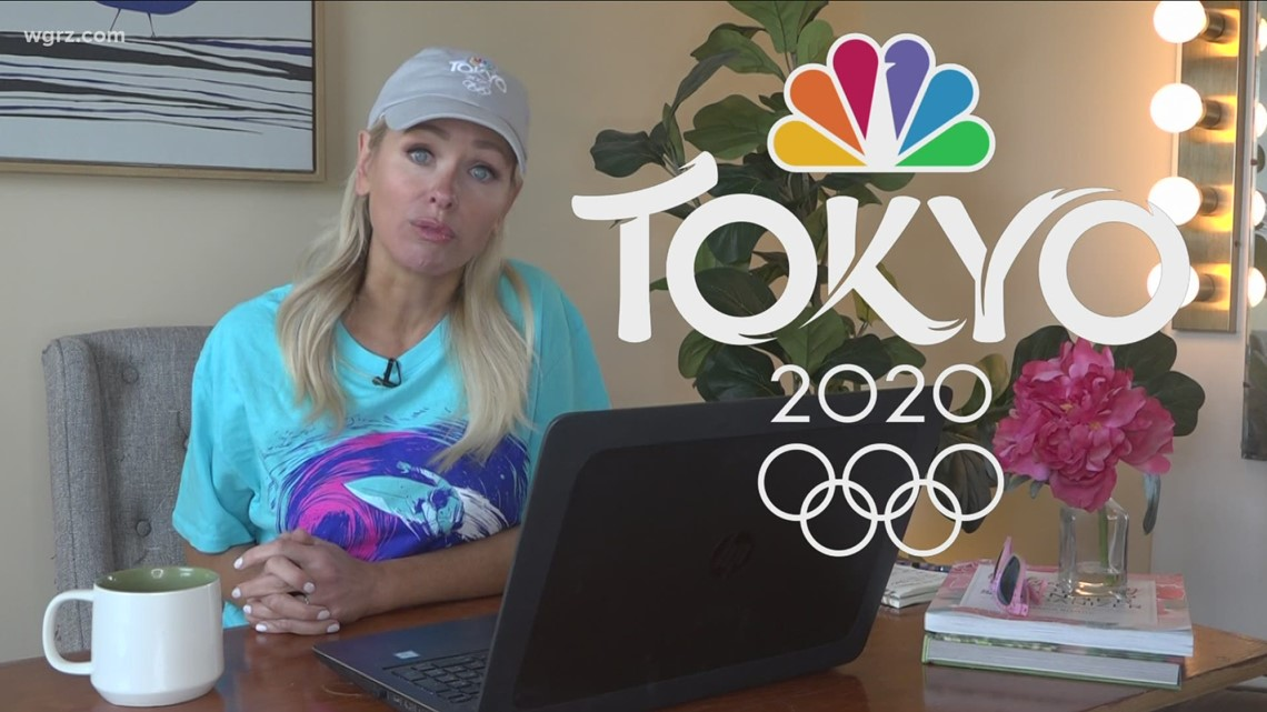 Most Buffalo: 'Competing in Olympics can be like working in News'