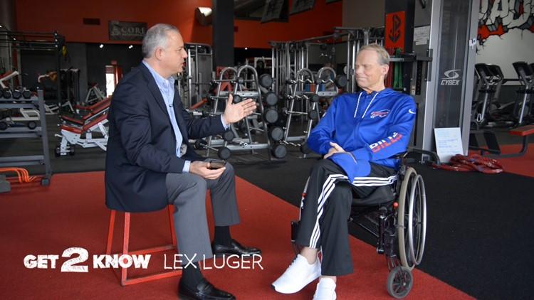 Get 2 Know Lex Luger