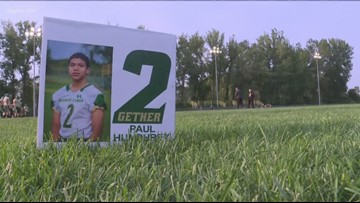 Community comes 2gether to Remember Paul
