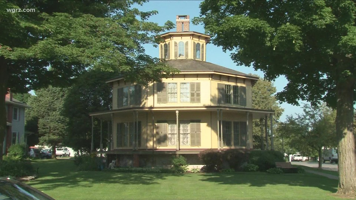 Unknown Stories: Akron's Octagon House