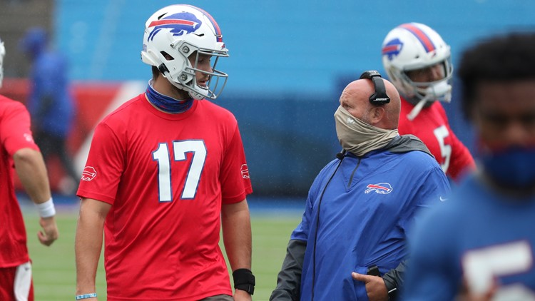 OC Brian Daboll: 'Underdog mentality' is the driver behind Allen success
