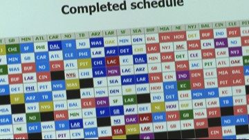 UB researchers team with NFL to develop schedule improvements