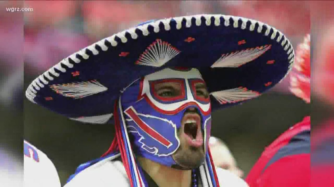 Buffalo City Hall to be lit up in Buffalo Bills' colors in honor of Pancho Billa